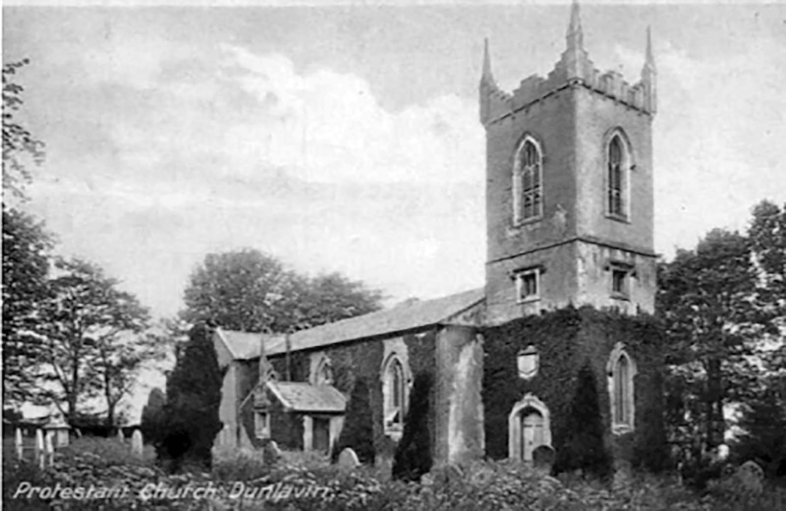 Parish Church of St. Nicholas (Church of Ireland), Dunlavin, Co. Wicklow